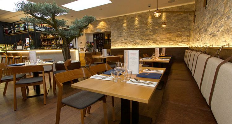 Andalucia Tapas Restaurant Design