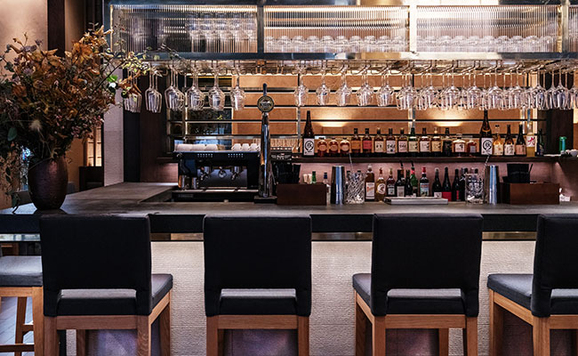 Anzu stone bar