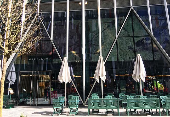Nova Victoria Greenwood bar exterior view