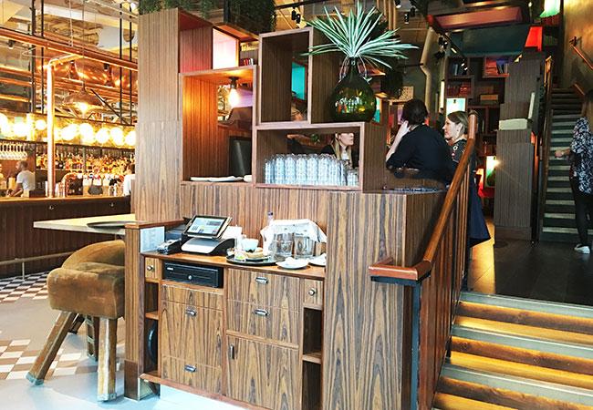 crazy bar design