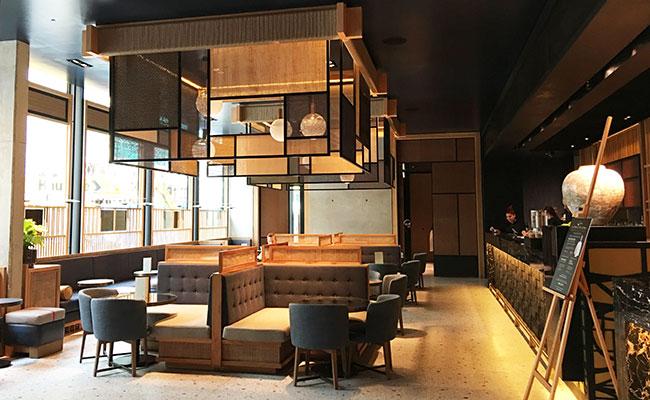 Nobu hotel  bar London
