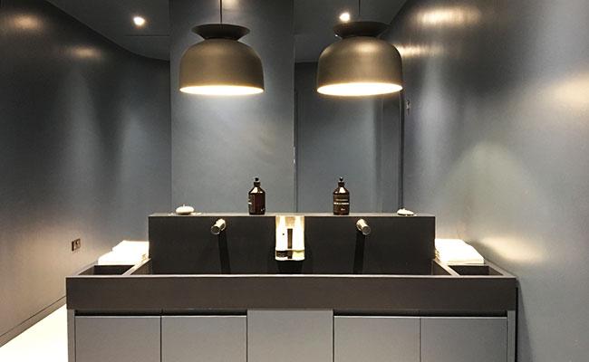 communal washroom