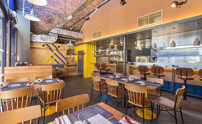 railway arch restaurant