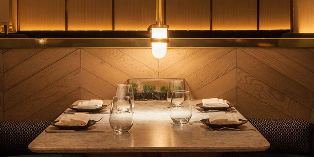 Located on Albemarle Street in London's fashionable Mayfair, Indian Accent is fine dining restaurant serving refined Indian cuisine.