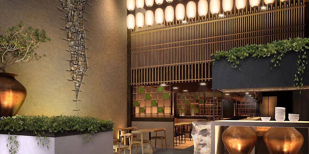 Saudi Arabia Restaurant Design And Development Blenheim Design