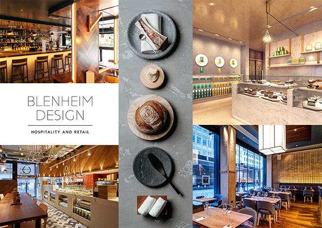 restaurant interiors by blenheim design from Brighton