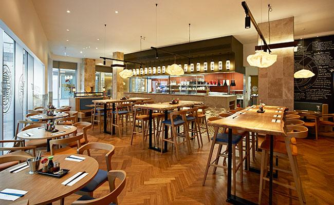 Shoryu Oxford kitchen design