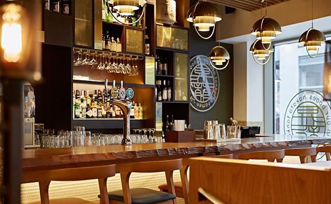 Shoryu Oxford bar design