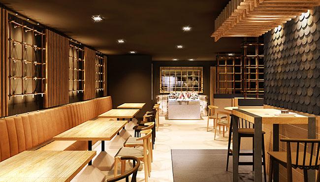 saudi arabia restaurant design and development blenheim design rh blenheimdesign com  best japanese restaurant design