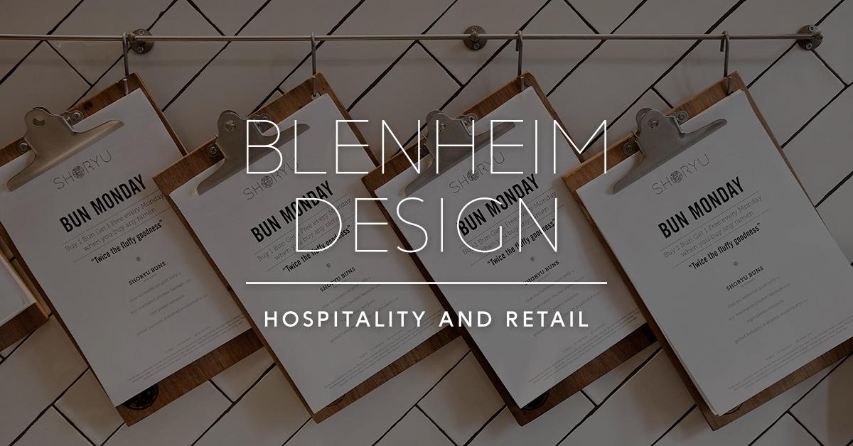 Blenheim design interior designers brighton for Interior design agency brighton
